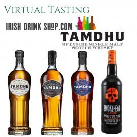 Tamdhu & Smokehead Tasting Pack EU Based Customers Including Delivery