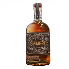 Siempre Anejo Tequila with Free Baseball Hat