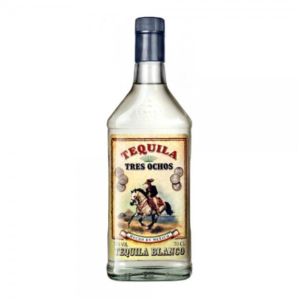 Tres Ocho Blanc Tequila