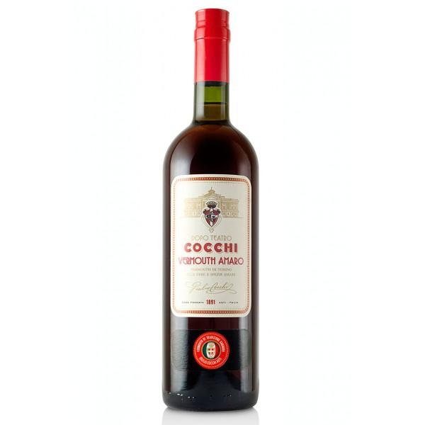 Cocchi Vermouth Amaro Dopo Teatro