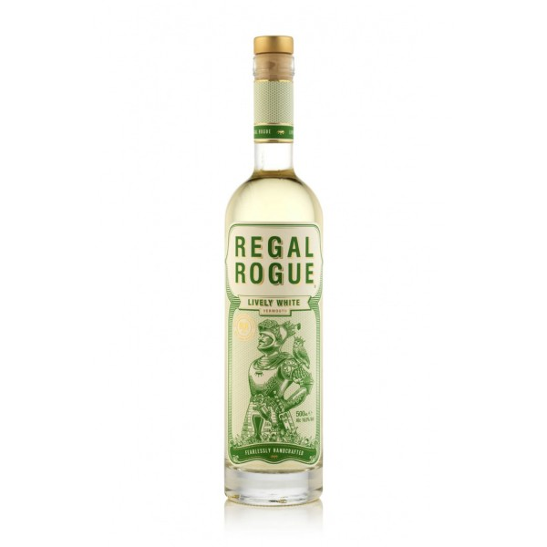 Regal Rogue Lively White with Fever Tree Elderflower Tonic Promotion