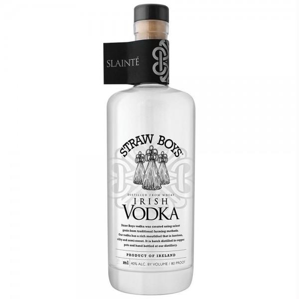 Straw Boys Vodka
