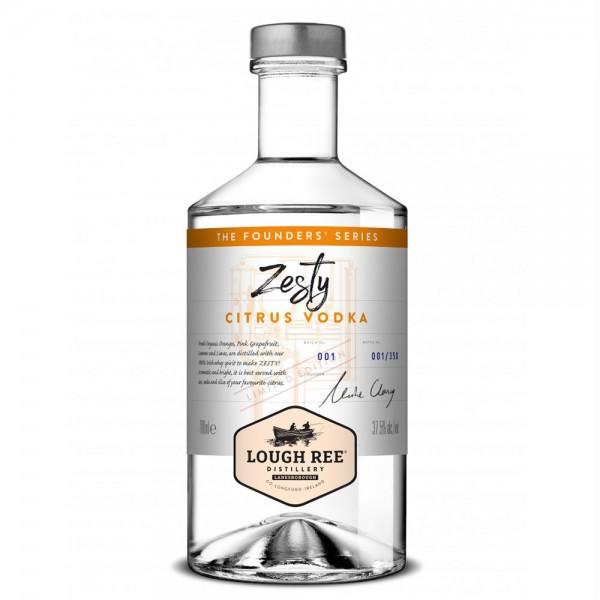 Zesty Citrus Vodka Lough Ree Distillery