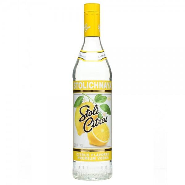 Stolichnaya Citros Vodka