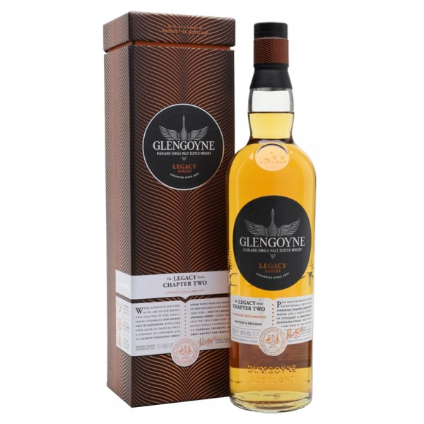 Glengoyne Legacy Chapter 2 Single Malt