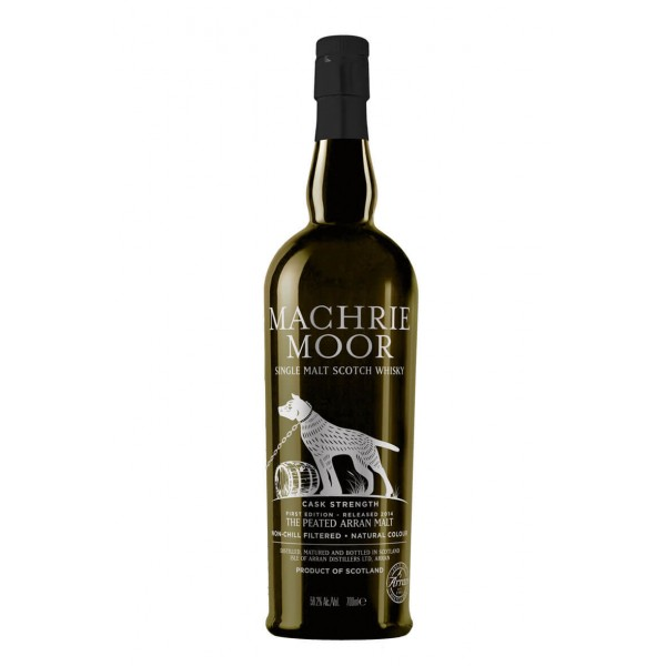 Machrie Moor Cask Strength 3rd Edition