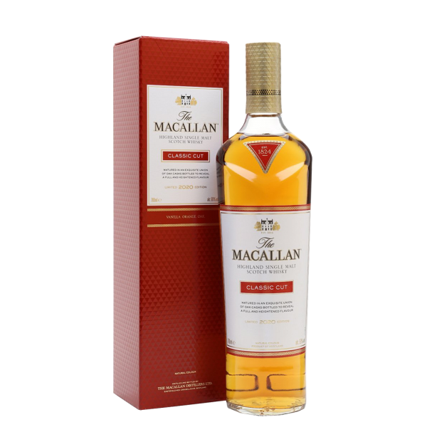 The Macallan Classic Cut 2020 Edition