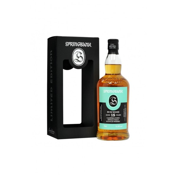 Springbank 15 Year Old