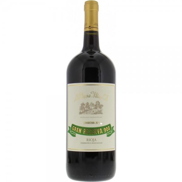 La Rioja Alta 904 Gran Reserva 2011 150cl
