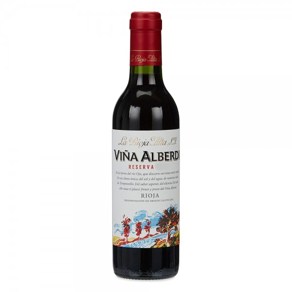La Rioja Alta Vina Alberdi Reserva 37.5cl