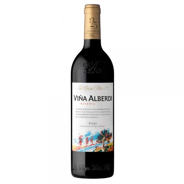 La Rioja Alta Vina Alberdi Reserva