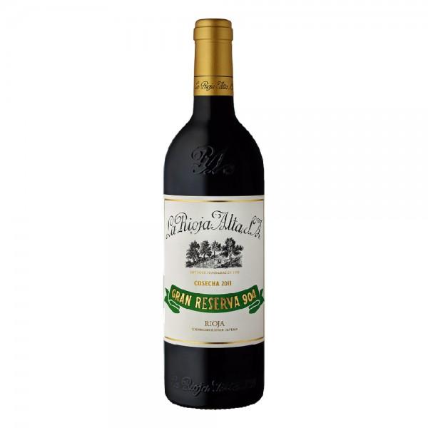 La Rioja Alta 904 Gran Reserva 2011