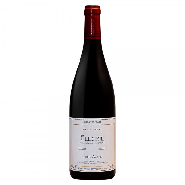 Potel-Aviron Fleurie Half Bottle (37.5cl)
